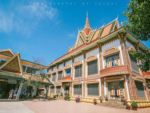 Wat Preah Prom Rath 寺庙旅游景点图片