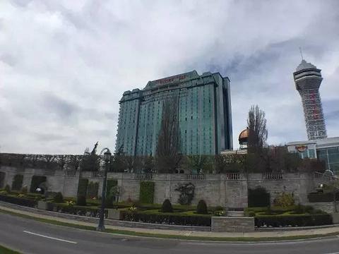 戴斯酒店-尼亚加拉瀑布、克利夫顿山赌场(Days Inn- Niagara Falls, Clifton Hill Casino)