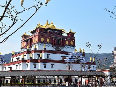 灵山胜境风景区旅游景点图片