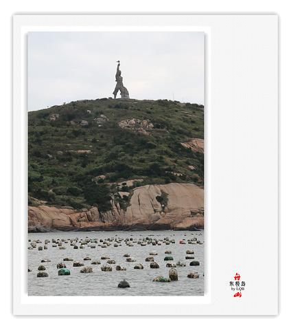 """""""攻略上说这也叫""""自由男神像"""",此刻看到,和那哈德逊河畔的自由女神像还真是有几分神似,不禁莞儿_财伯公雕塑""""的评论图片"""