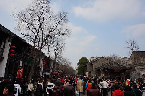老门东历史街区旅游景点攻略图