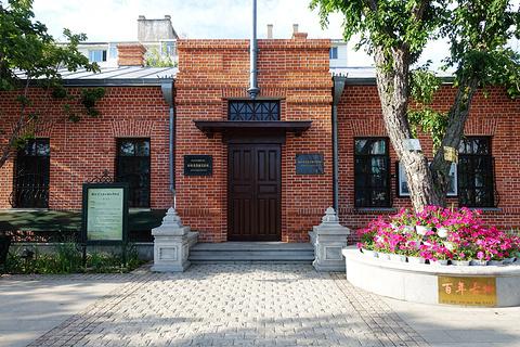 拉哈苏苏海关旧址博物馆旅游景点攻略图