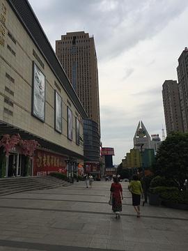 万豪城市购物广场旅游景点攻略图