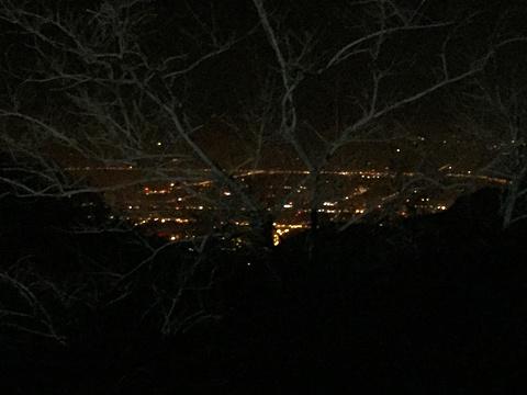 泰山旅游景点攻略图