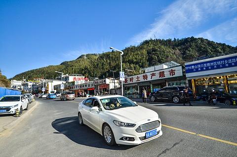 汤口镇旅游景点攻略图