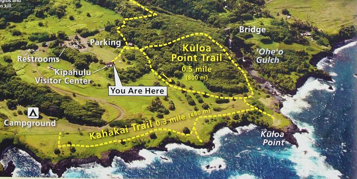 """""""提醒一下,这个公园面积非常大,分为东西两个入口,要特别注意的是两个游览区域是不相通的_哈雷阿卡拉国家公园""""的评论图片"""