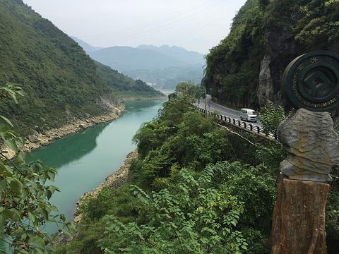 乌江画廊(武隆段)旅游景点图片