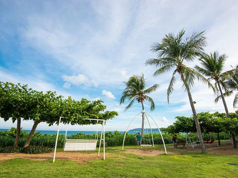 亚龙湾旅游景点图片