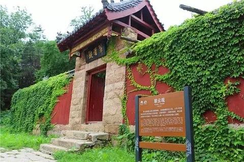 雨王庙旅游景点攻略图