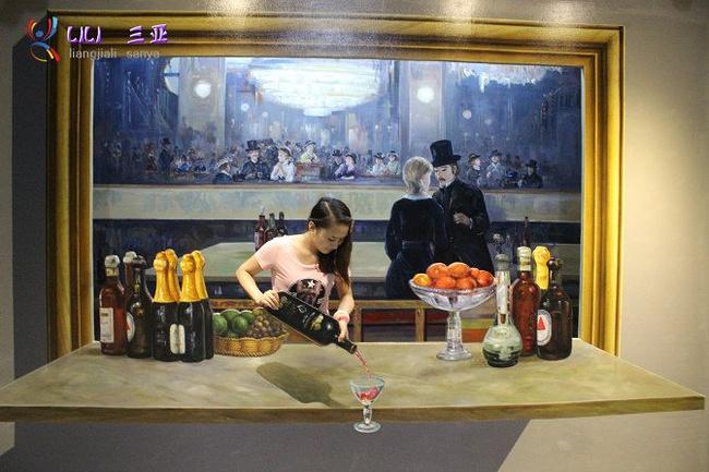 第二天 三亚奇幻艺术馆图片