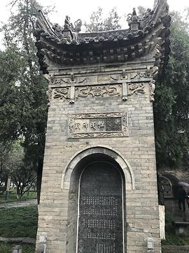 小雁塔(荐福寺)旅游景点攻略图