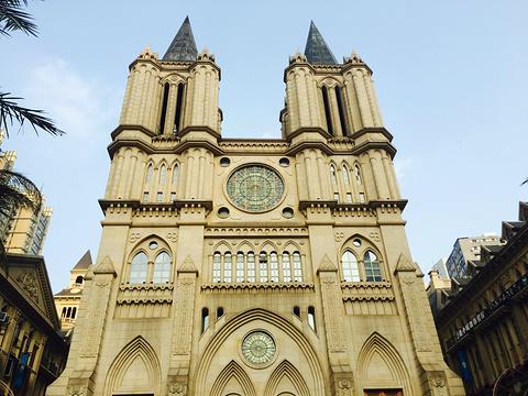 光谷多莫大教堂旅游景点攻略图