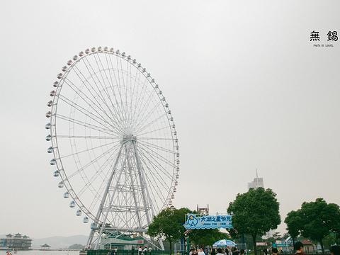 太湖之星摩天轮旅游景点图片