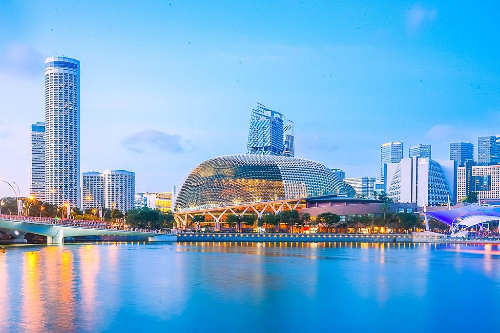新加坡之不赶路四日游