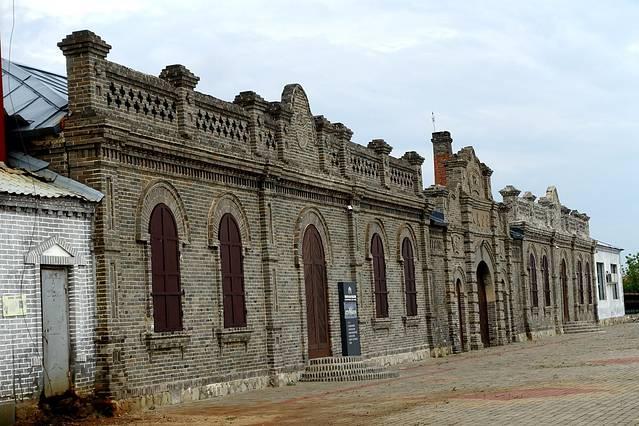 黑龙江畔的历史文化名城瑷珲古城