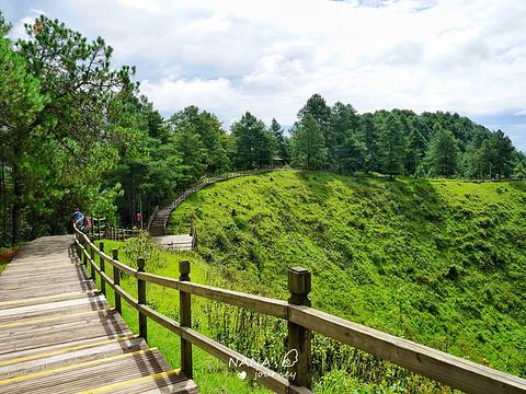火山岛自然生态风景区旅游景点图片