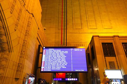 Gare CFF 洛桑火车站