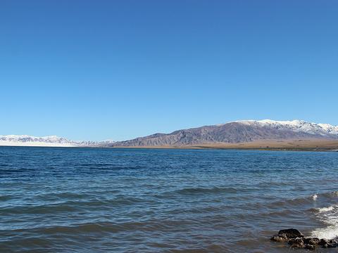 赛里木湖旅游景点图片