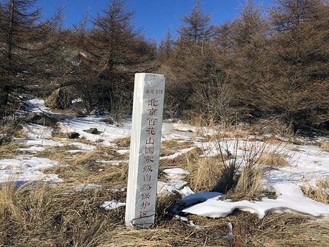 百花山旅游景点攻略图