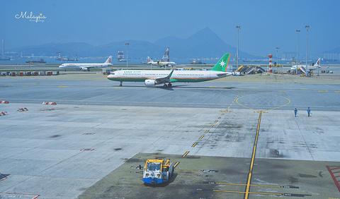 香港国际机场的图片