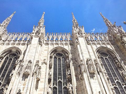 米兰大教堂旅游景点图片