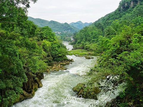 水上石林旅游景点图片