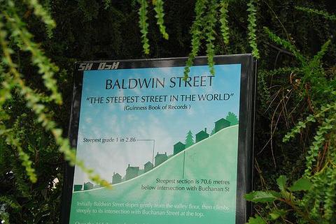 鲍德温街旅游景点攻略图