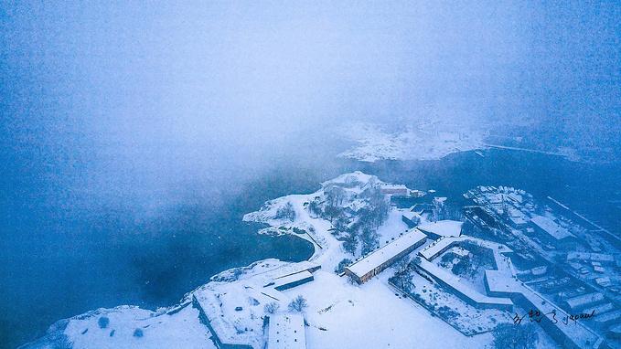 芬兰的雪图片