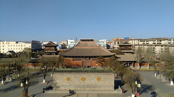 善化寺图片