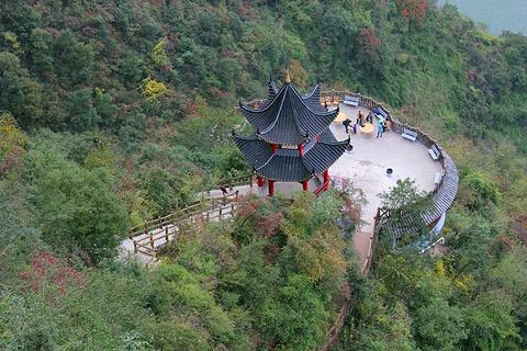 神女峰的图片