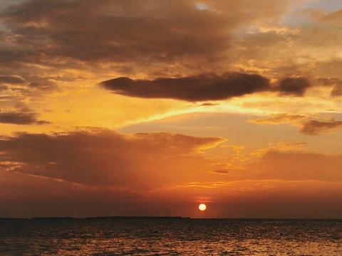 班度士岛旅游景点图片