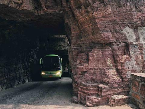 郭亮隧道旅游景点图片