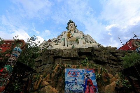 九寨宋城旅游区旅游景点攻略图