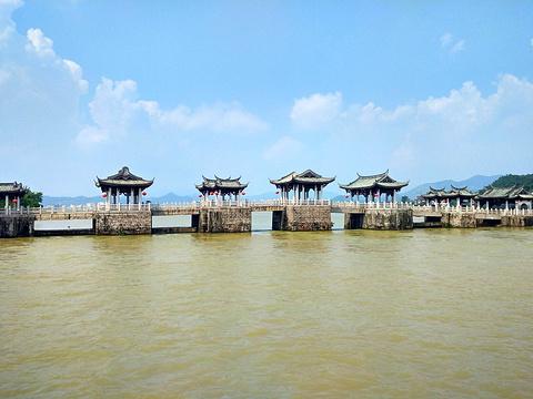 广济桥旅游景点图片