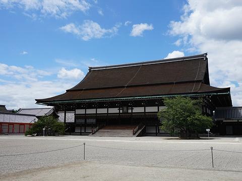 京都御苑旅游景点图片