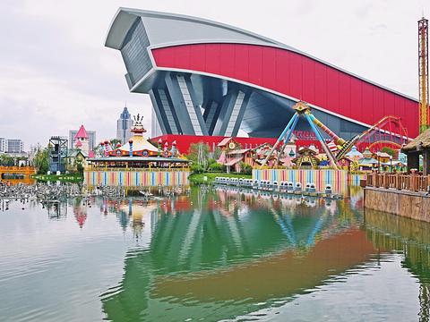 哈尔滨万达乐园旅游景点图片