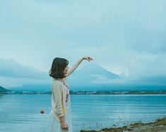 「裴小咩日本行」伊豆温泉之旅,河口湖看富士山,繁华东京与最好吃的寿喜烧