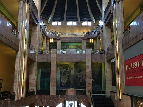 墨西哥城国家美术馆旅游景点图片