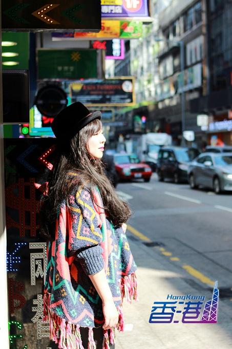 香港街拍图片