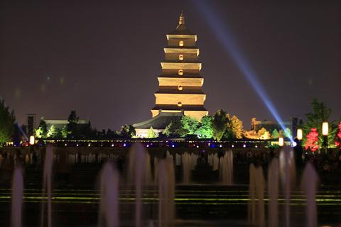 大雁塔·大慈恩寺旅游景点攻略图