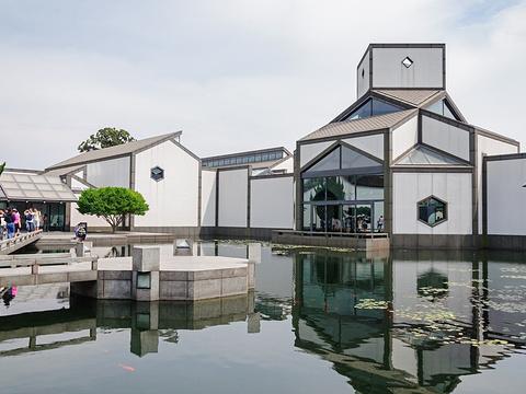 苏州博物馆旅游景点图片