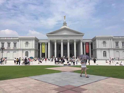 奇美博物馆旅游景点图片