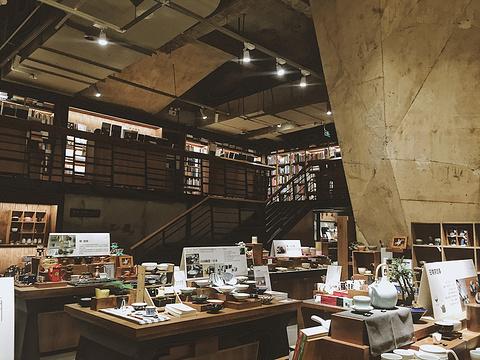 方所书店(成都店)旅游景点攻略图