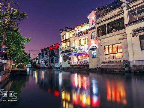平江路历史街区旅游景点图片