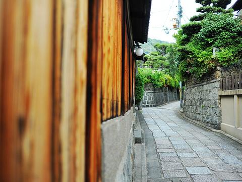 石塀小路旅游景点图片