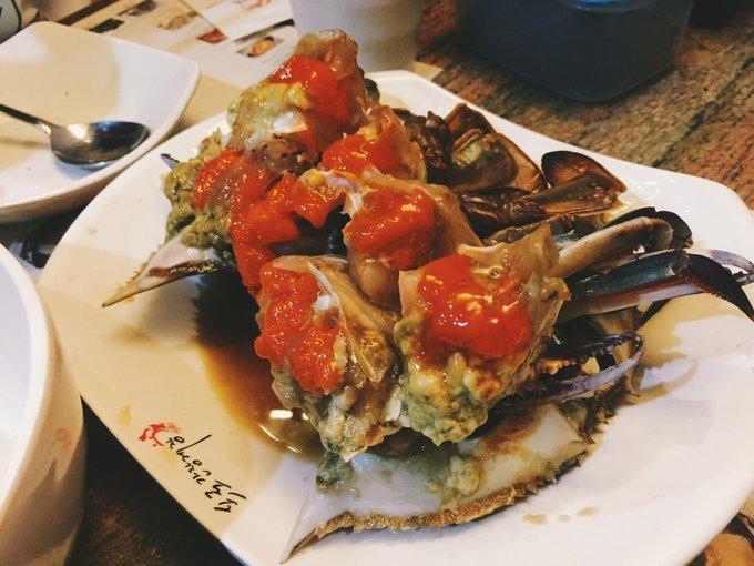 普乐酱蟹(新沙店)