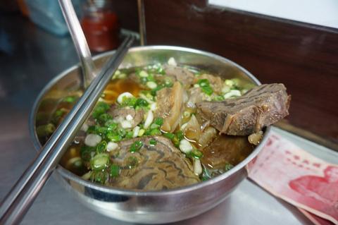 林东芳牛肉面旅游景点攻略图