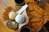 陕拾叁冰饼糖