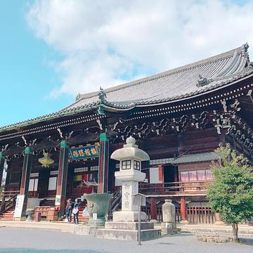 清凉寺旅游景点攻略图