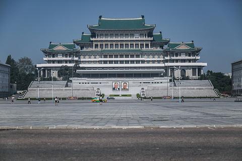 金日成广场旅游景点攻略图